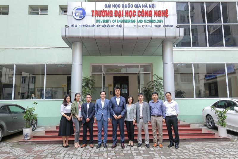 Đại học công nghệ Hà Nội