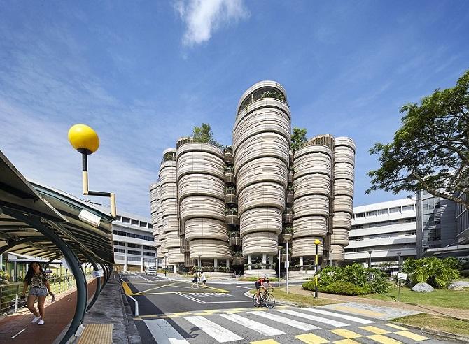 Đại học Công nghệ Nanyang (NTU)- Đại học tốt nhất Đông Nam Á