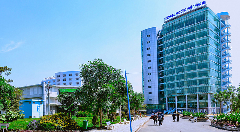 Đại học Công nghệ thông tin Thành phố HCM