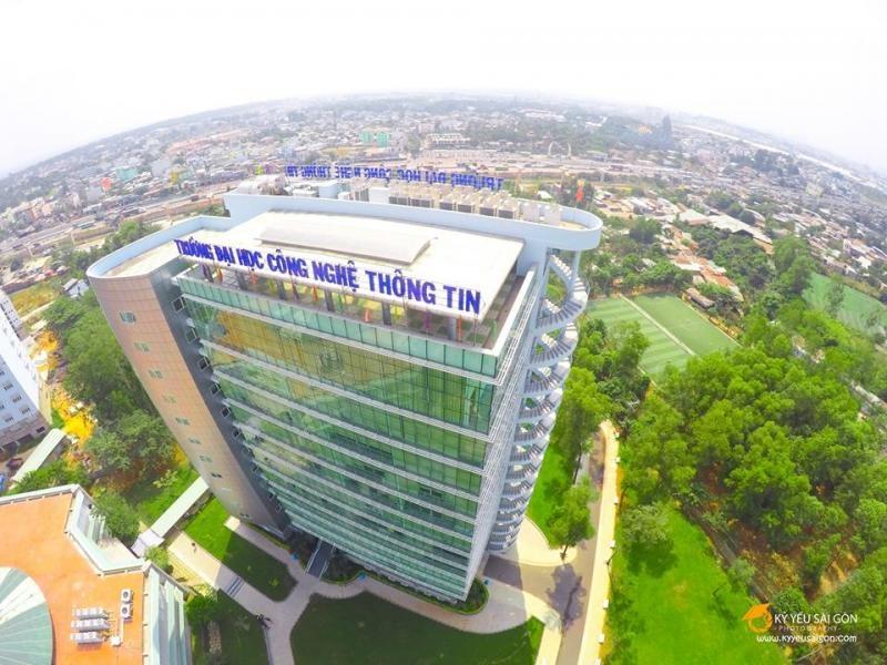 Đại học công nghệ thông tin TP.HCM
