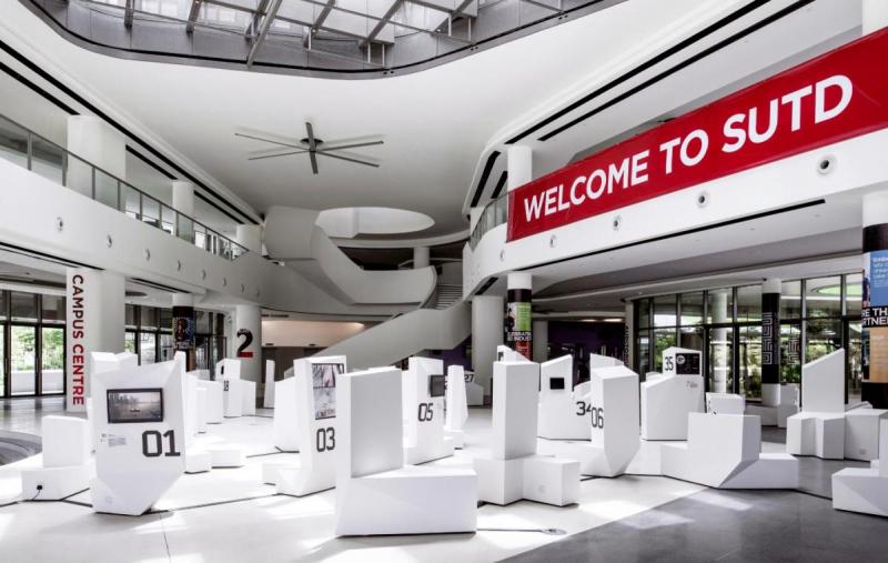 Đại học Công nghệ và Thiết kế Singapore(SUTD)