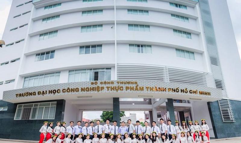 Đại Học Công Nghiệp Thực Phẩm TP.HCM