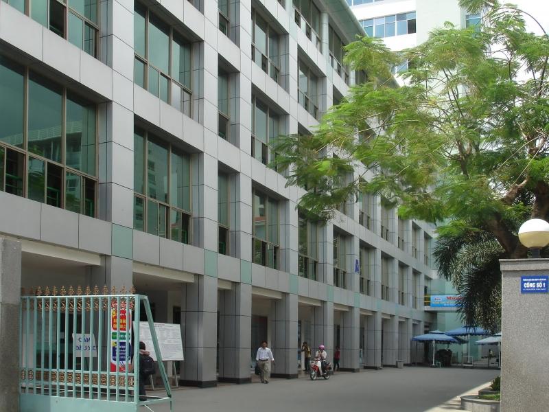Đại học công nghiệp TP. HCM