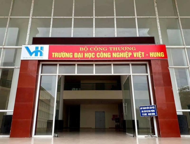 Đại học Công nghiệp Việt-Hung