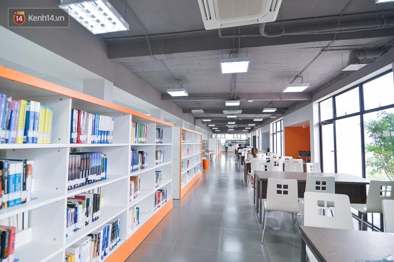 Thư viện đẹp mắt với nhiều nguồn dữ liệu phong phú