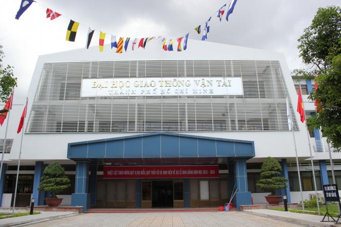 Đại học Giao thông vận tải TP HCM – Ho Chi Minh City University of Transport