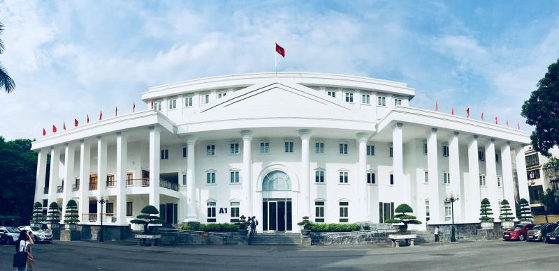 Đại học Hà Nội (nguồn internet)