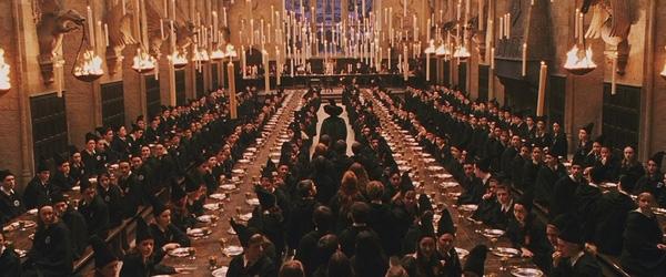 Bối cảnh hoàn hảo cho tòa lâu đài Hogwarts trong series phim Harry Potter.