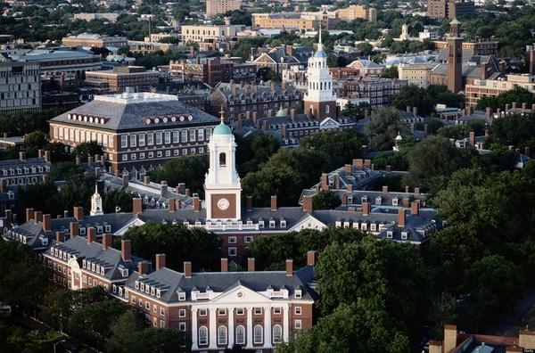 Harvard là một trường đại học lâu đời, rộng lớn và đẹp nhất tại nước Mỹ