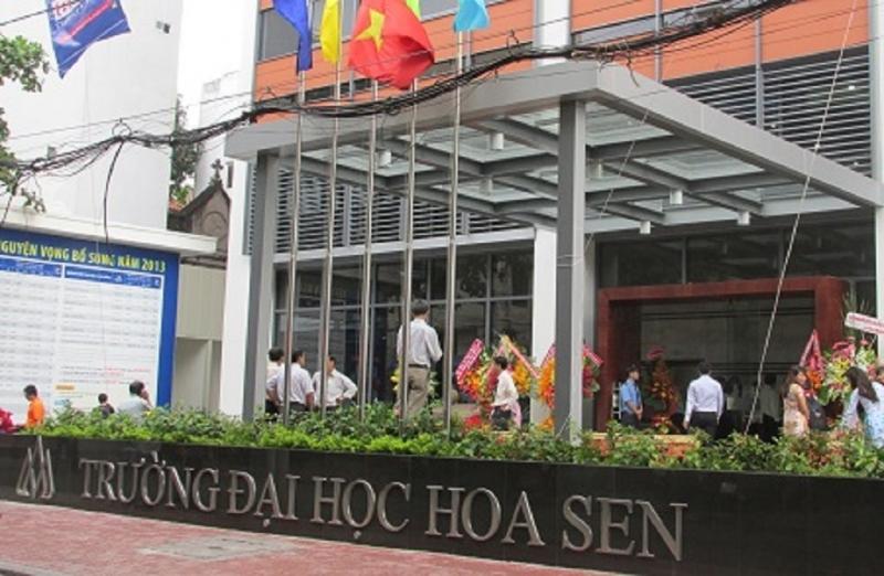 Trường đai học Hoa Sen