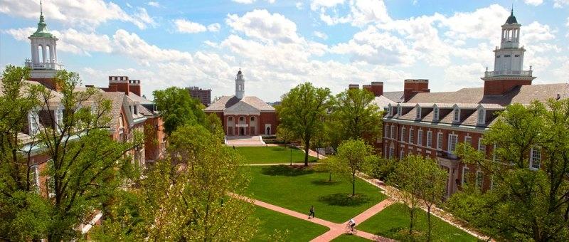 Đại học Johns Hopkins- Mỹ