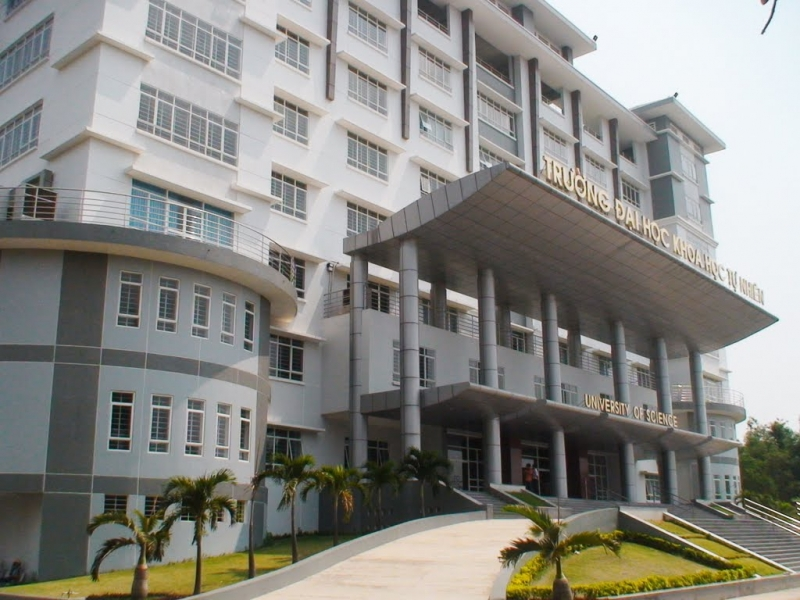Đại học Khoa học tự nhiên