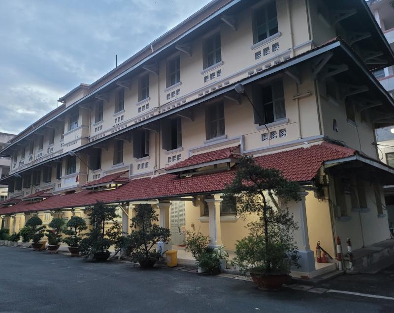 Đại học Khoa học Tự nhiên - Đại học Quốc gia TP. Hồ Chí Minh