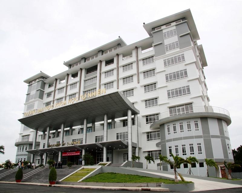 Đại học Khoa học Tự nhiên - ĐHQGHCM.