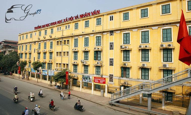 Trường Đại học Khoa học xã hội & nhân văn