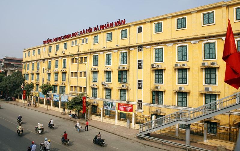 Đại học khoa học xã hội và nhân văn