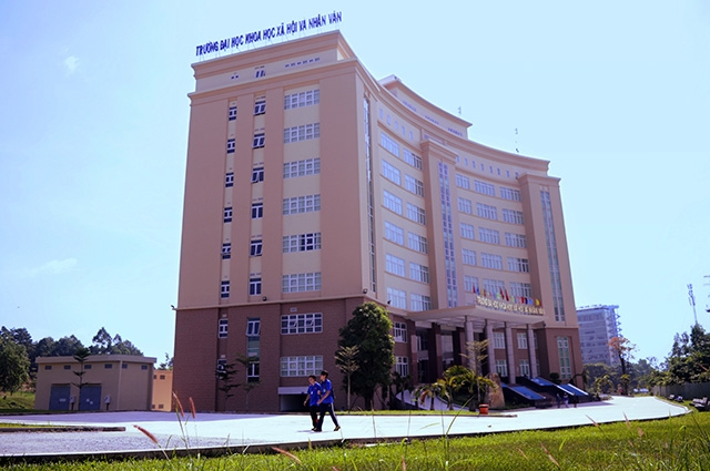 Đại học KHXH&NV - ĐHQGHCM