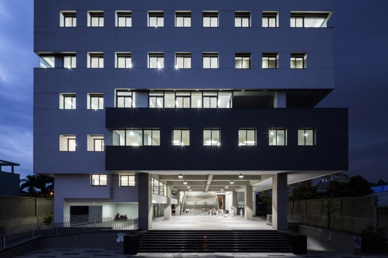 Đại học kiến trúc TP.HCM
