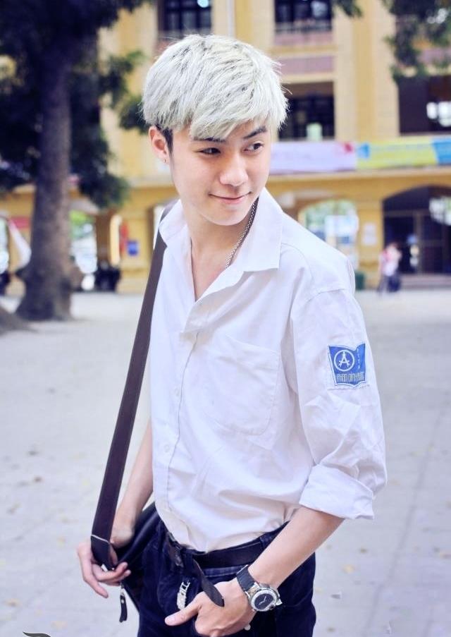 Hot boy Vương Anh từng theo học tại ngôi trường này