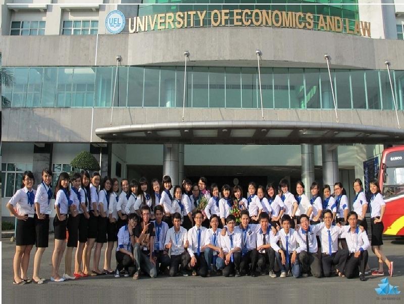 Đại học Kinh Tế -  Luật HCM
