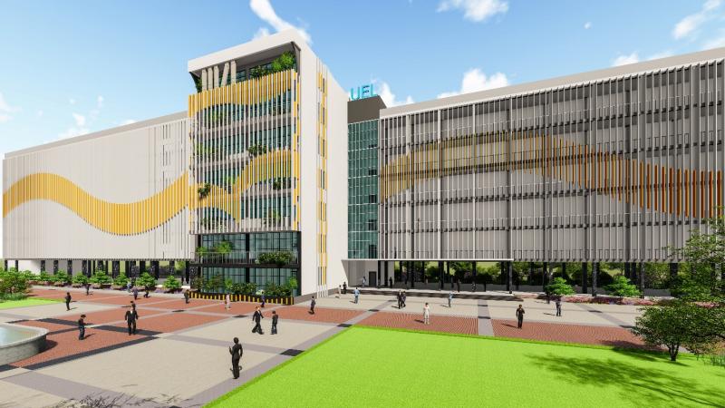Đại học Kinh tế – Luật (UEL)