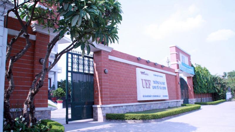 Trường Đại học Kinh tế - Tài chính