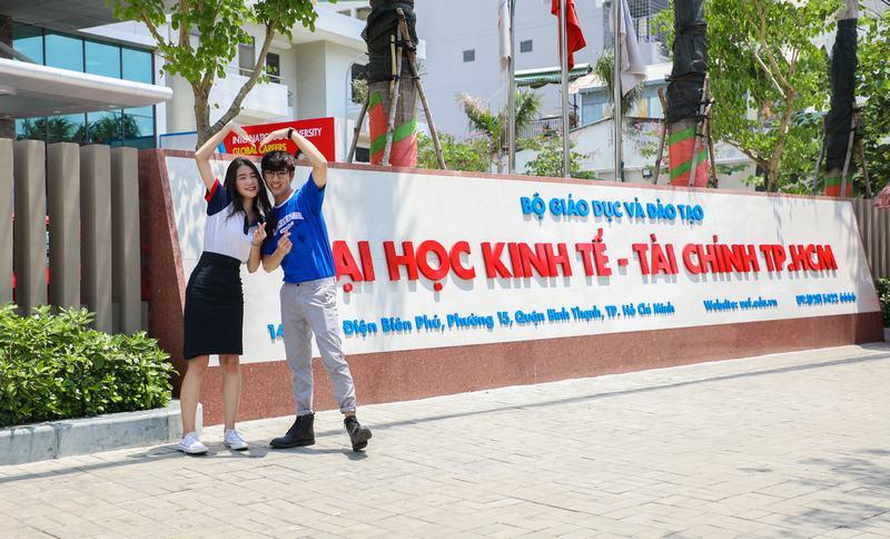 Đại học Kinh Tế Tài Chính TP. HCM (UEF)