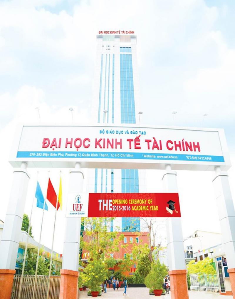 Đại học Kinh tế Tài chính TP Hồ Chí Minh