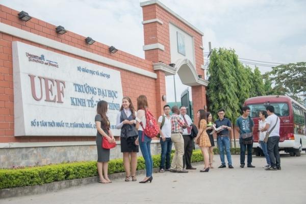 Đại học Kinh tế tài chính TPHCM
