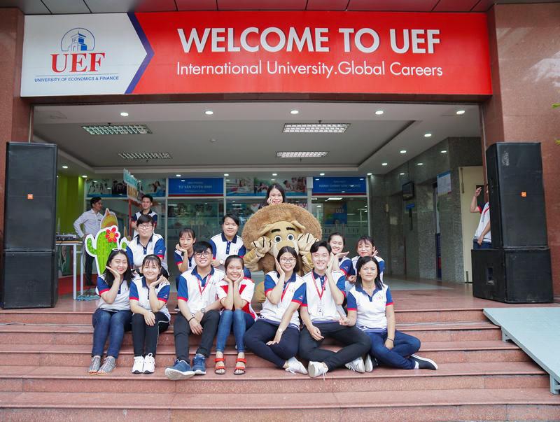 Đại học Kinh tế Tài Chính TP.HCM (UEF)