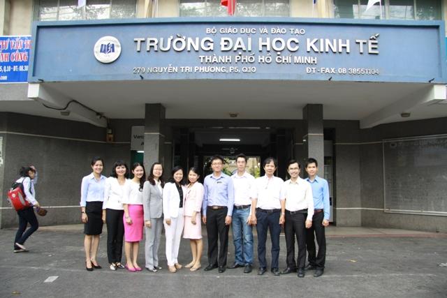 Đại học Kinh Tế Thành phố Hồ Chí Minh