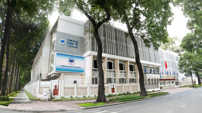 Trường Đại học Kinh tế TP. HCM cơ sở A