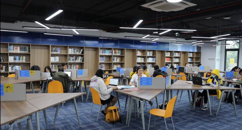 Thư viện Đại học Kinh tế TP. HCM