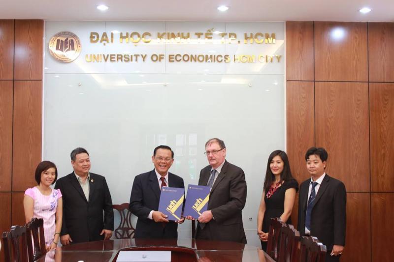 Đại học Kinh Tế TP.HCM (UEH)