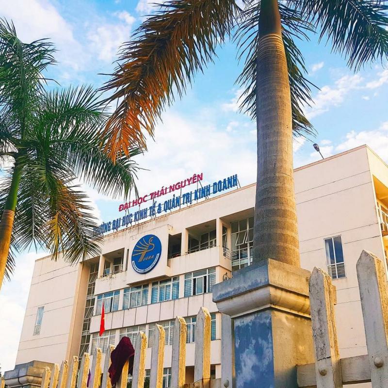 Đại học Kinh tế và Quản trị kinh doanh - Đại học Thái Nguyên
