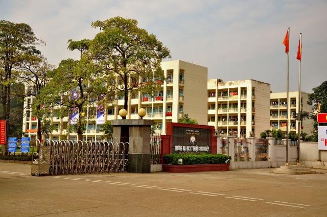 Đại học Kỹ thuật công nghiệp Thái Nguyên