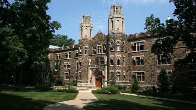 Đại học Lehigh được thành lập vào năm 1865 tại thành phố Bethlehem