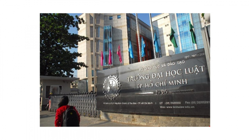Đại học Luật TP. HCM