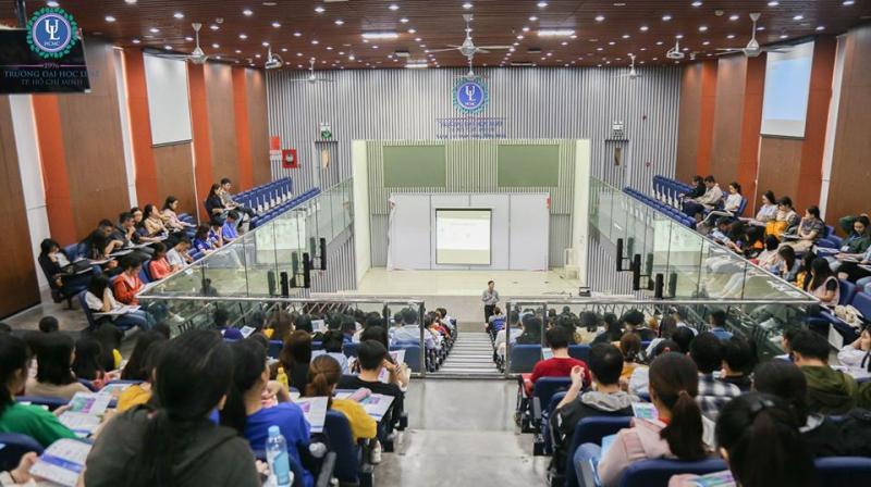 Đại Học Luật Hồ Chí Minh