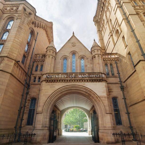 Đại học Manchester là ngôi trường có khuôn viên rộng nhất ở nước Anh