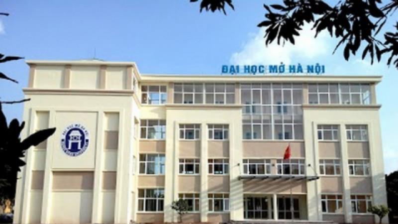 Đại học Mở Hà Nội