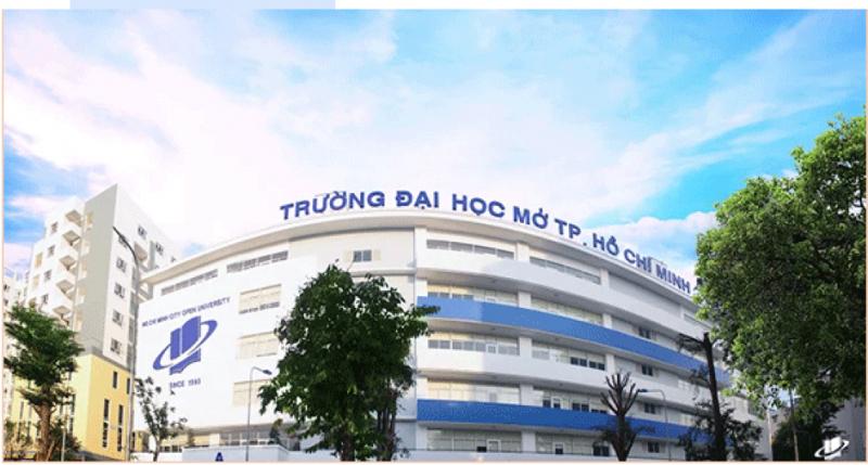 Đại học Mở TP. Hồ Chí Minh