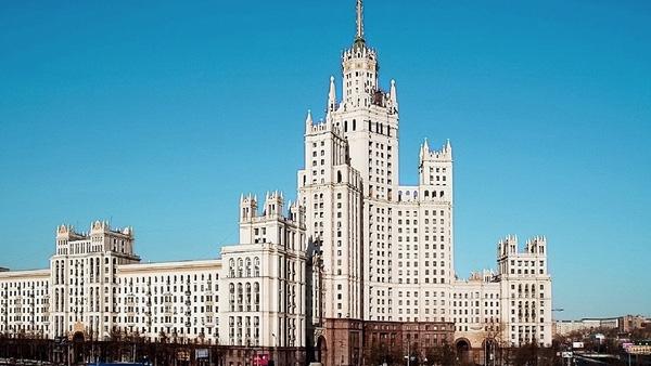 Đại học Moscow có thể nói là một niềm tự hào, mang thông điệp đề cao