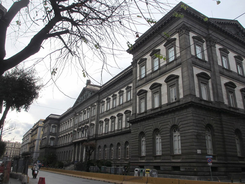 Đại học Naples Federico II, Ý