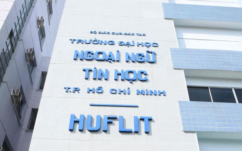 Đại Học Ngoại Ngữ- Tin Học TP.HCM