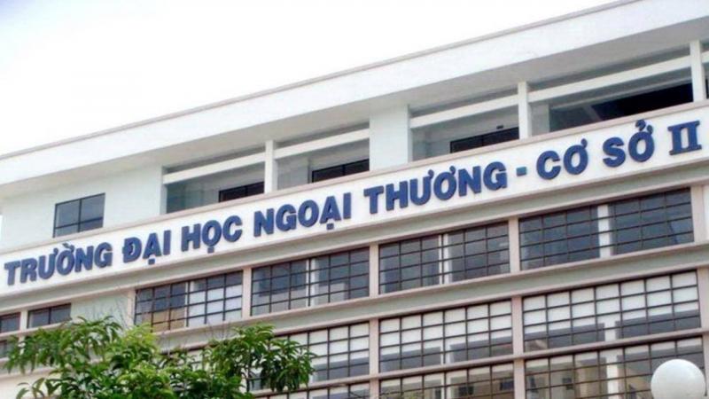 Đại học Ngoại Thương cơ sở II