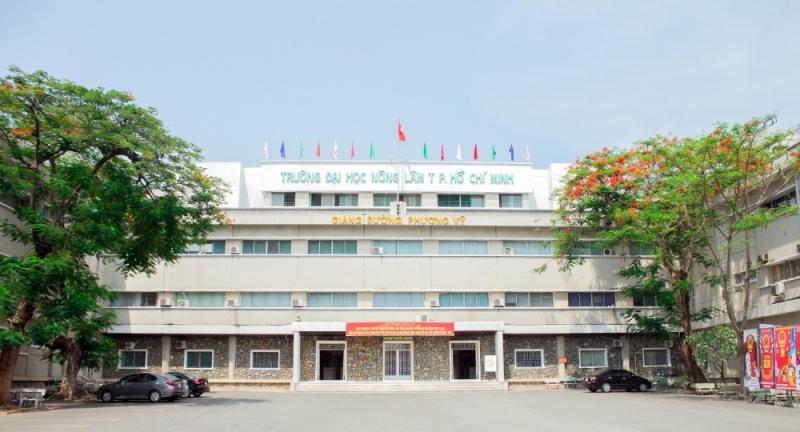 Đại học Nông Lâm TP. HCM