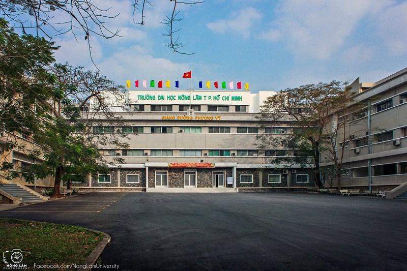 Đại Học Nông Lâm TP. Hồ Chí Minh