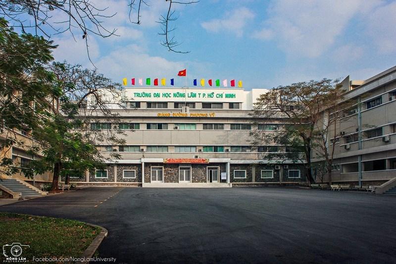 Đại học Nông Lâm TP.HCM