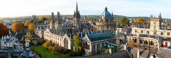 Đại học Oxford không chỉ nổi tiếng về vẻ đẹp cổ xưa hùng vĩ mà còn nổi tiếng về chất lượng đào tạo tốt